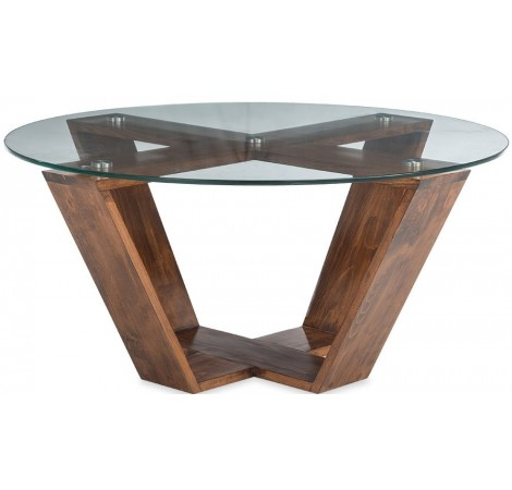 Buy Coast Solid Wood Round Coffee Table Coffee Center Tables At Duria